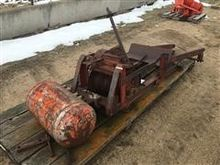 Winch for Hay Mower