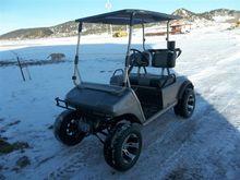 DS Club Car Golf Cart