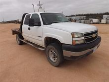 2006 Chevrolet 2500 HD Extended