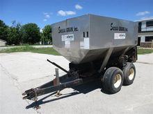 Adams Fertilizer Spreader Truck