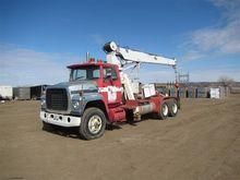 1982 Ford LT8000 T/A Boom Truck