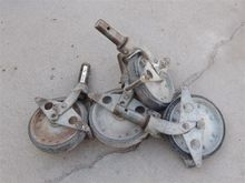 "6"" Scaffold Wheels"