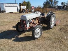 1942 Ford 9N 2WD Tractor With F