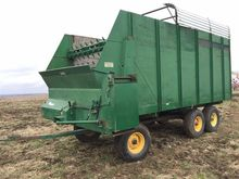 Badger BN950 Silage Wagon