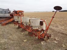 Allis-Chalmers 4 Row Lister Pla