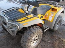 2002 Bombardier Quest XT 4x4 AT