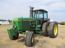 1980 John Deere 4840 2 Wheel Dr
