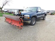 2002 Chevrolet K2500HD Pickup W
