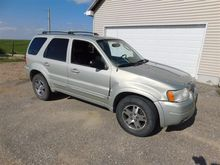 2004 Ford Escape Limited Sport