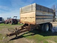 Pull Type Silage Box