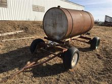Homemade Fuel Tank W/Running Ge
