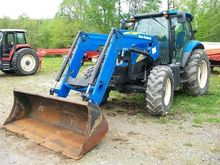 2008 New Holland T6030 Plus MFW