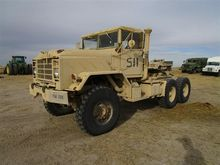1990 Bmy M931A T/A Truck Tracto