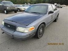 2006 Ford Crown Victoria 4 Door