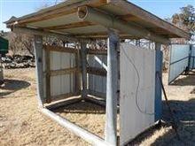 Shop Built Livestock Shelter/Li