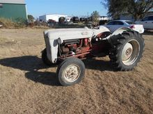 1953 Ford Jubillee Tractor