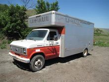 1987 Ford E350 Moving Van