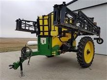 2011 Demco 1250 Pull Type Spray