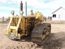 1953 Caterpillar D-4 Dozer