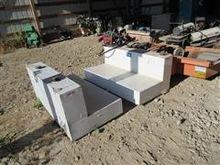 L-Shaped Fuel Tanks