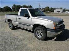 2004 Chevrolet 1500 4x4 Pickup