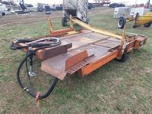 Farmhand Bale Accumulator
