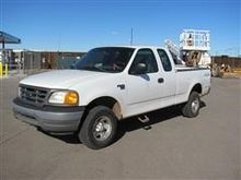 2004 Ford F-150 4x4 Extended Ca