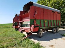 Balzer 6520 Front Unload Forage