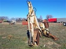 Used Ford Backhoe At