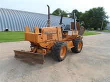 2000 Case 860 Trencher