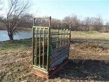 Arkfeld Portable Livestock Scal