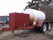 Shop Built Portable Fuel Tank