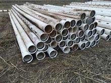 Plastic Irrigation Pipe