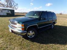 1998 Chevrolet 1500 Tahoe 4x4 S