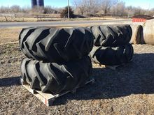 Used Bar Tires 23.1X