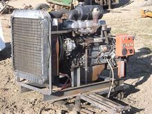 Isuzu 6BGl Power Unit W/Stand