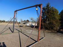 Chain Hoist Stand