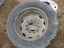 Used Truck Rims & Ti