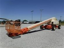 1990 JLG 110 HX Telescoping Boo