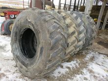 Michelin XHA 20.5-R25 Wheel Loa