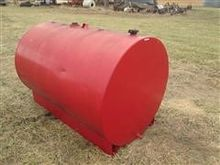 Used 500 Gal Fuel Ta