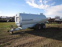 Harvestore 3000 Gallon Liquid M