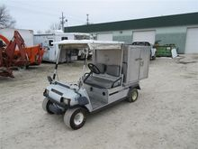 Club Car Carry All II Plus Util