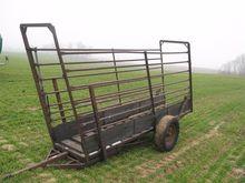 Livestock Loading Ramp