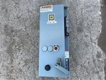 Square D 3 Phase Starter Discon