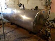 De Laval Bulk Tank w/Compressor