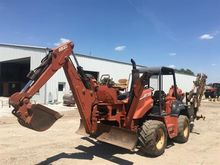 2002 Ditch Witch RT115H Ride On
