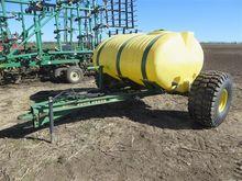 Shop Built 2 Wheel Fertilizer T