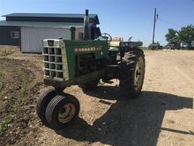 1967 Oliver 1650 2WD Tractor