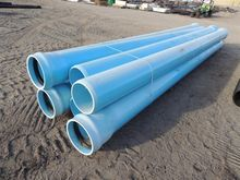 PVC Pressure Pipe for Water Dis
